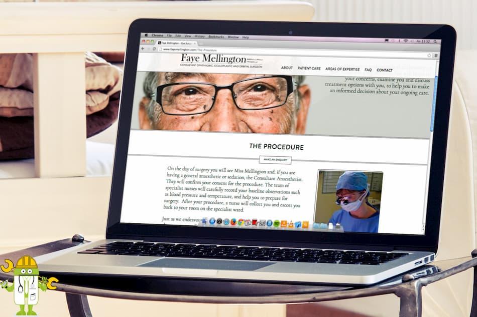 ارتباط و مشاوره دادن به بیمار توسط پزشک از طریق اینترنت و به صورت آنلاین