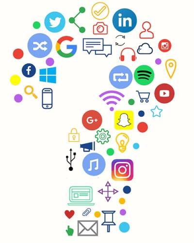 صفحه اجتماعی فعال یا سایت