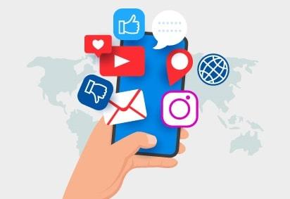 مدیریت پیج ها و صفحات شبکه های اجتماعی دکتر مهندس